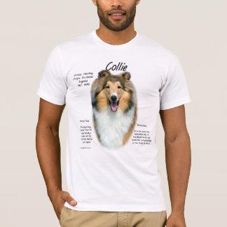 Sable Rough Collie Meet the Breed T-Shirt