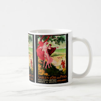 Sables d'Or Les Pins Coffee Mug