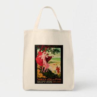 Sables d'Or Les Pins Tote Bag