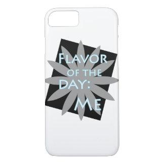 Sabor del día: Yo caja del teléfono celular Funda iPhone 7