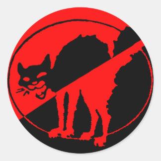 sabotage anarcho-socialism sticker