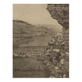 Sabots de Frotey, Haute Savoie Postcard