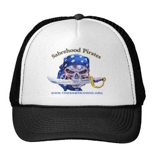 Sabrehood Pirates Web Address Clothing Hats