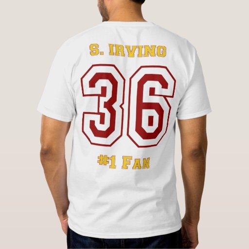 Sabrina Irving Shirts