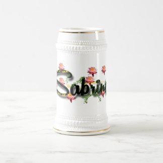 Sabrina Stein Jarra De Cerveza
