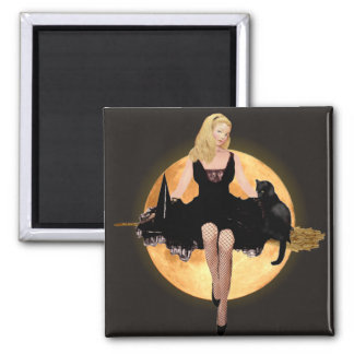 Sabrina the Teenage Witch Refrigerator Magnet