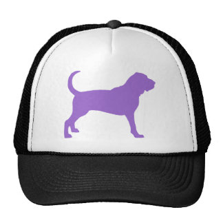 Sabueso (púrpura) gorra