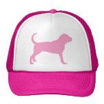 Sabueso (rosa) gorras
