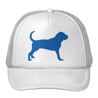Sabueso (un azul más oscuro) gorras
