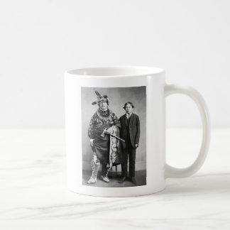Sac and Fox Nation, 1868 Coffee Mug