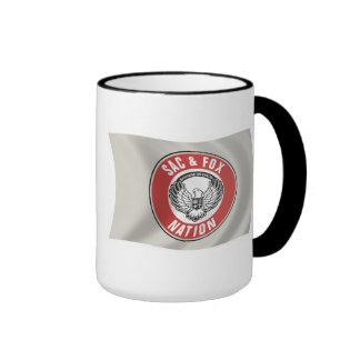 Sac & Fox Nation (Oklahoma) Flag Mug