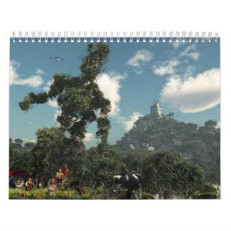 Sacada 2011 Calendar