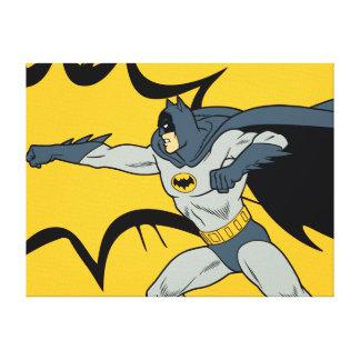 Sacador de Batman Impresiones En Lona