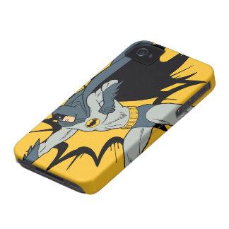 Sacador de Batman iPhone 4 Case-Mate Cárcasas