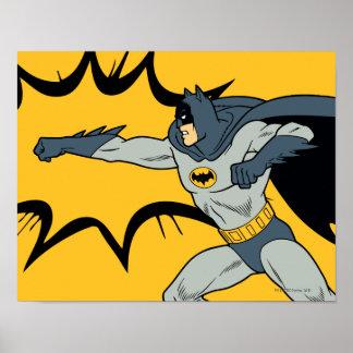 Sacador de Batman Poster
