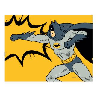 Sacador de Batman Postal