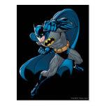Sacador de Batman Postales