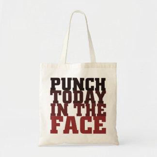 Sacador hoy en el refrán de motivación de la cara bolsa