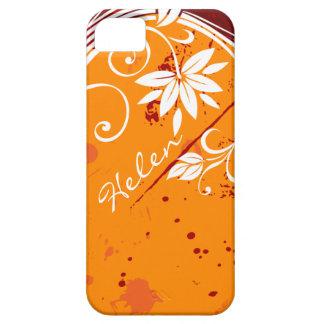 Sacador tropical funda para iPhone SE/5/5s