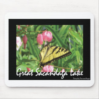 Sacandaga Butterfly Mouse Pads