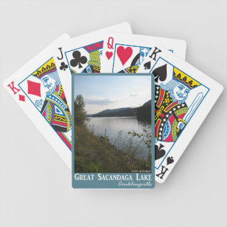 Sacandaga @ Conklingville Baraja Cartas De Poker