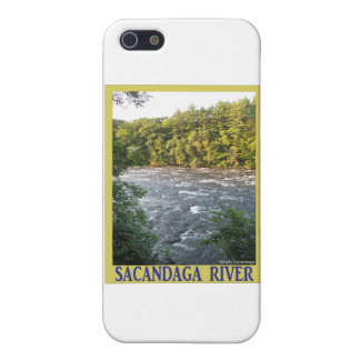 Sacandaga River iPhone SE/5/5s Case