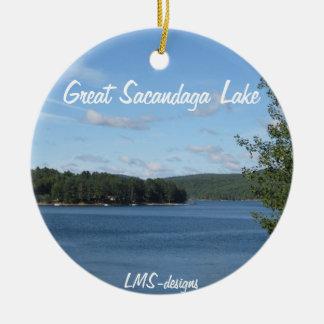 Sacandaga Serenity Ornament