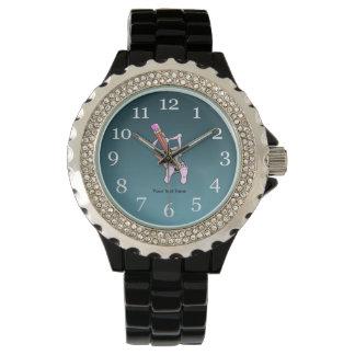 Sacapuntas de lápiz surrealistas lindos relojes