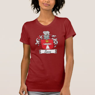 Sacca Family Crest Tee Shirt