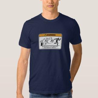Saccharomyces can be aggressive! shirt