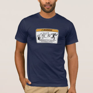 Saccharomyces can be aggressive! T-Shirt