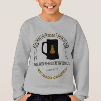 Saccharomyces cerevisiae Microbrewery Sweatshirt