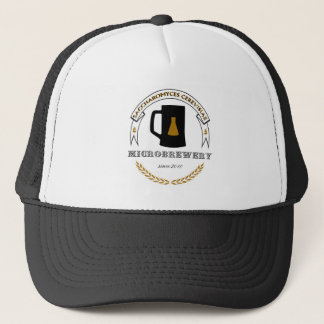 Saccharomyces cerevisiae Microbrewery Trucker Hat