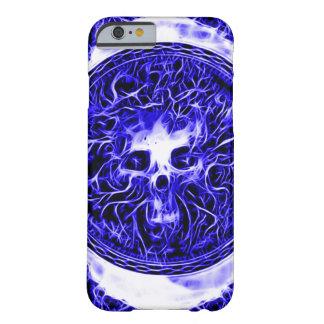 Sacerdote del vudú del cráneo de Skully Funda Para iPhone 6 Barely There
