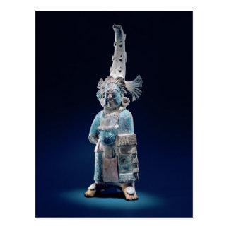 Sacerdote en trajes ceremoniales, isla de Jaina Postales