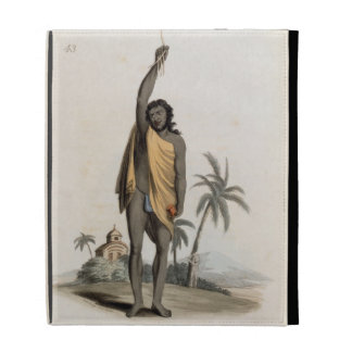 Sacerdote hindú, pub. por Edward Orme, 1804 (litho