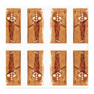 Sacerdotes egipcios en el oro II C1 SDL Impresion En Lona