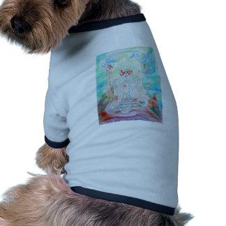 Sacerdotisa del mar ropa de mascota