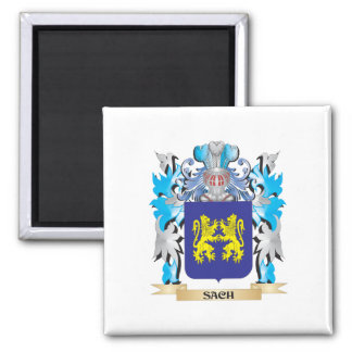 Sach Coat of Arms - Family Crest Magnet