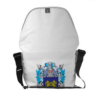 Sach Coat of Arms - Family Crest Messenger Bags