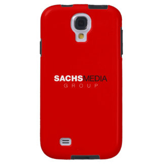 Sachs Media Group Samsung Galaxy S4, Vibe Red Galaxy S4 Case