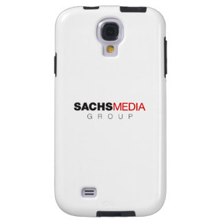 Sachs Media Group Samsung Galaxy S4, Vibe White Galaxy S4 Case