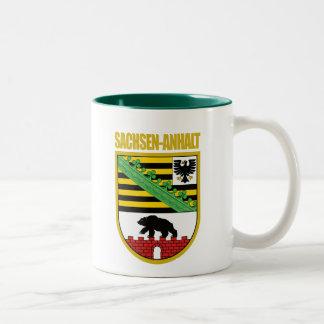 Sachsen-Anhalt Two-Tone Coffee Mug