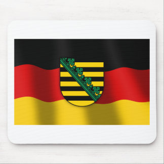 Sachsen coat of arms mouse pad