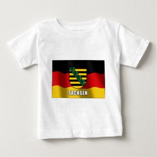 Sachsen coat of arms shirt