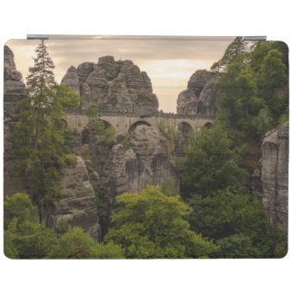 Sächsische Schweiz Bastei souvenir photo iPad Smart Cover