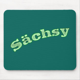 sächsy sexy Saxonia Mouse Pad