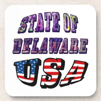 Sacie del texto de la imagen de Delaware y de la Posavaso