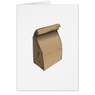 Sack Lunch Cards