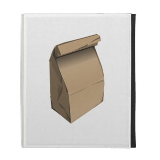 Sack Lunch iPad Cases